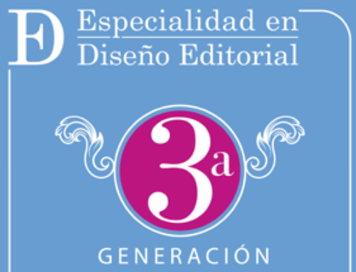 Especialidad en Diseño Editorial